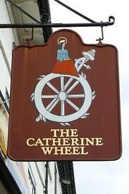 Bar & Floor Job Opportunities Available | Catherine Wheel | Henley-On-Thames