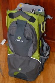 Littlelife Freedom Child Carrier perfect for enjoying the outdoors