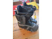 Burton Snowboard boots, UK 11.5