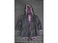 M&S Indigo Girls Winter Jacket 2-3 years old