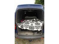 VW Transporter ,LWB semi high top new mot and loads spent,superb drive ,need a bigger van