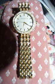 genuine MICHAEL KORS gold colour lady,s watch