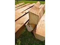 Fencing cant rails £1 each I have 8
