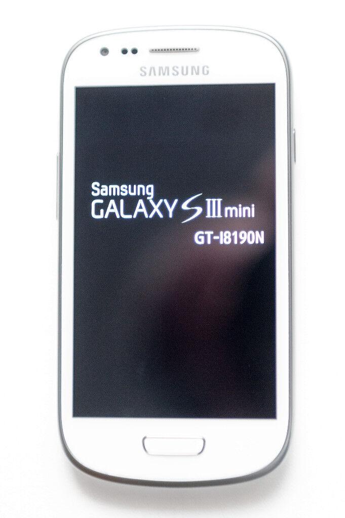 Samsung Galaxy S3 Mini - Unlocked - White