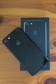 Iphone 7 32 go jet black