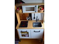 IKEA DUKTIG Play/ toy kitchen with loads of extras!