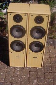 Acoustic Solutions Floorstanding Speakers