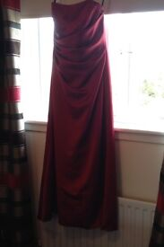 Alfred Angelo size 14 bridesmaid dress