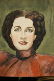 Portfolio of watercolour Artworks