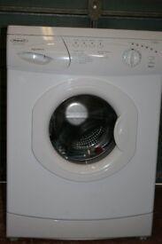 Hotpoint washing machine WMA30
