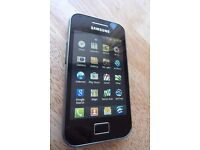 Samsung Galaxy Ace GT-S5830 in new condition