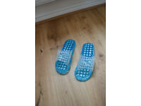 Gel / jelly sandals - great for pool or beach. Adult Size 5-6 £4.99