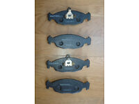 Brake pads Vaxhuall Vectra Astra one set (4 pads) Halfords HBP322
