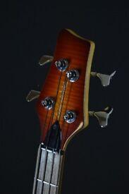 Overwater Perception Deluxe 4 Bass Guitar (not Tanglewood)