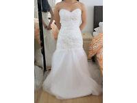 Mint Condition Beautiful Ivory Dress