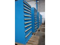 Lista heavy duty tool storage cabinet. Drawers are ideal for tools and parts. Great condition.