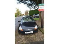 Ford KA 2001 Luxury Mot Failure