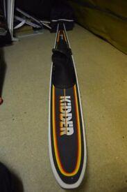 Kidder Water Ski Single Ski - KS PRO CLASS II