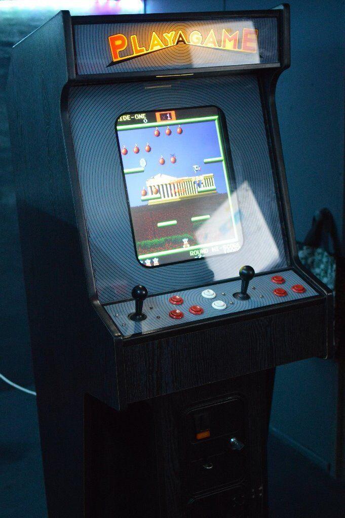 Arcade Cabinet Jamma J-Pac Mame Classic Retro Arcade Games Machine ...