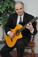 Experienced Solo Guitarist for Weddings & Private Functions