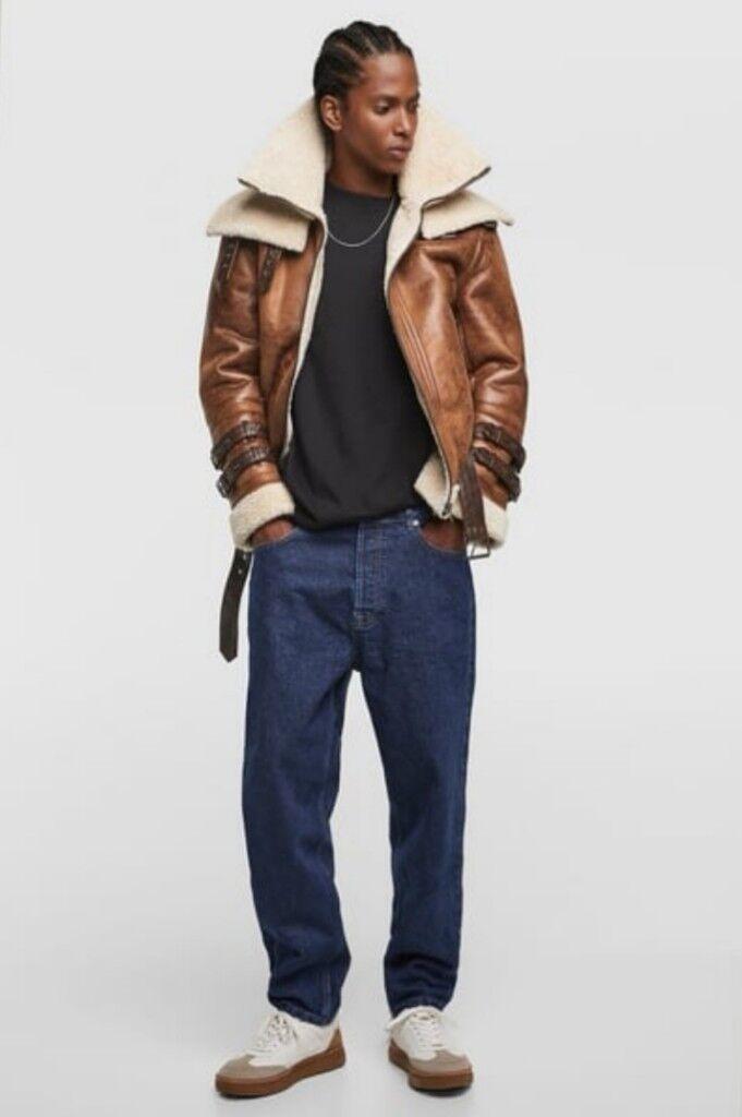 67a11218 Men's double sided jacket by Zara | in Bradford, West Yorkshire ...