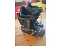Burton Snowboard boots - UK 11.5, very good condition.
