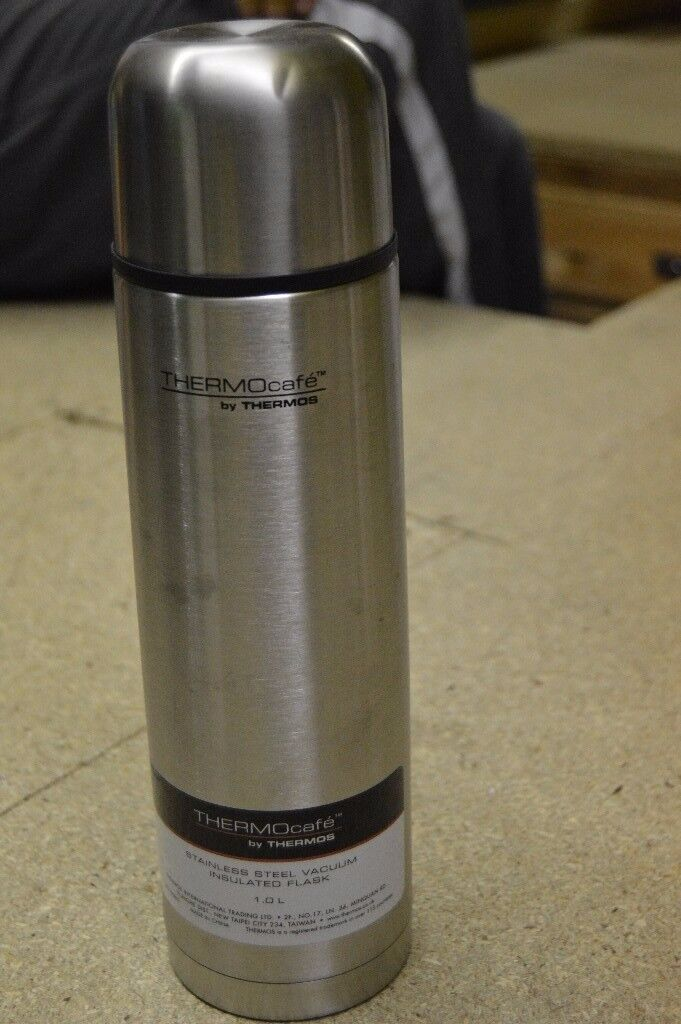 Thermocafe Thermos Stainless Steel 1L