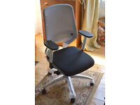 Kinnarps Drabert Escencia Swivel Office Chair-Brand New-Cost £350