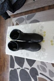 J & S Motorcycle boots size 44 UK 10