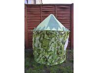 Kids playhouse tent
