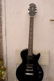 EPIPHONE LES PAUL SPECIAL TYPE WITH SMALL AMP