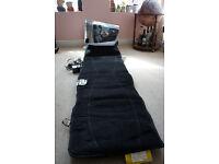 Homedics Rejuvenation Zone - 10 Point Massage Mat with Focused Neck Massage with Heat