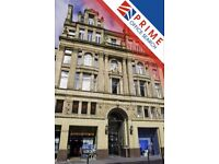 Modern | Affordable | Flexible - Glasgow (G1) Serviced Office to Rent on Flexible Terms