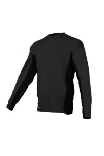 Mobile Warming Longmen Crew Shirt Heren - Zwart