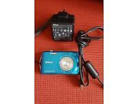 Nikon coolpix s3200 camera