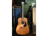 Excellent condition guitars ( acoustic and electric ) with cases