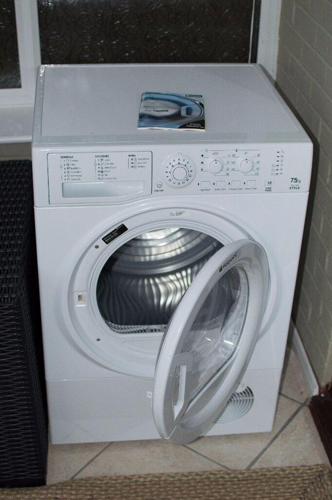 Hotpoint Style 7.5kg Condenser Tumble Dryer