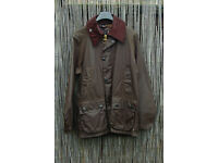 Brabour Classic Bedale Wax Jacket Size Small Mint Condition Bargin at £75.00