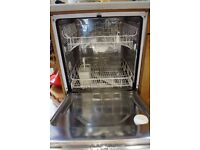 Integrated Dishwasher - Creda-General Domestic appliances - Large capacity - old, but little used