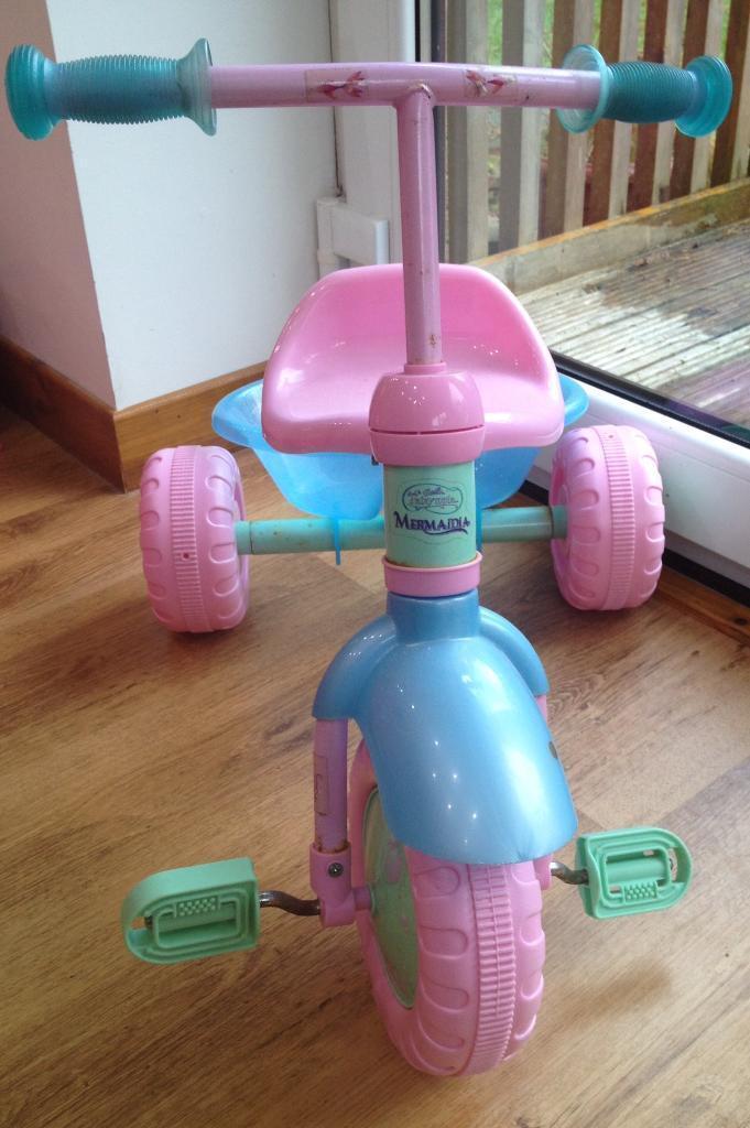 Disney Fairytopia tricycle