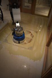 Floor Polishing/Cleaning/Repair(Marble Limestone Tiles Terracotta Patio Stone Restoration)