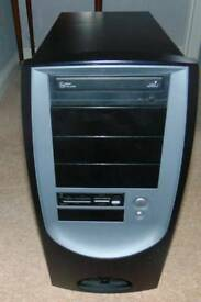 Custom gaming pc desktop 6gb ssd