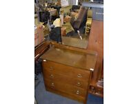 chest of 3 draws (was small dressing table)