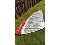 Tushingham Storm Windsurfing Sail
