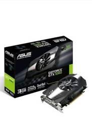 Asus nVidia GeForce GTX 1060 3GB USED