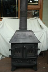 Villager wood burning stove