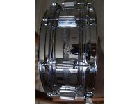 "Rogers Custom Built COB Dynasonic snare drum 14 x 5 1/2"" - USA - 1970 - Excellent"