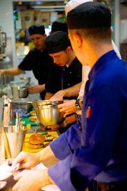 Full Time Chef - Live In - Up to £8.00 per hour - Baroosh - Bishops Stortford - Hertfordshire