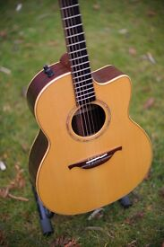 Lowden Acoustic Guitar Rosewood / Engleman F35c - IMMACULATE CONDITION