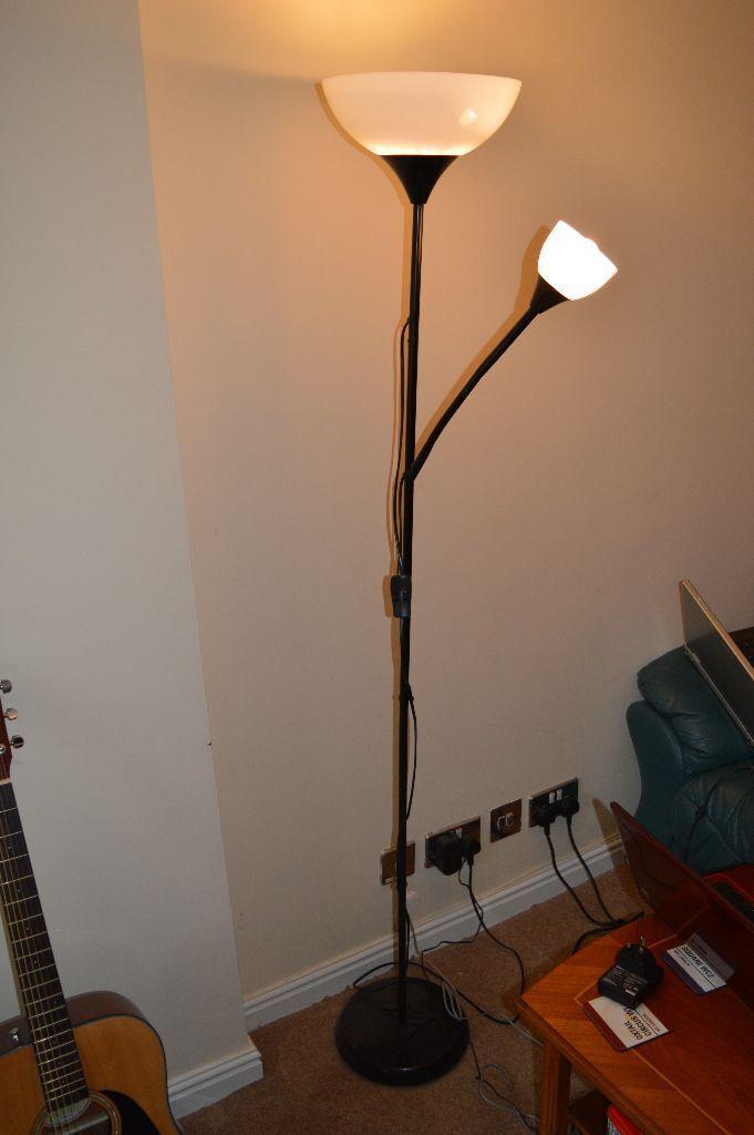 IKEA Double Floor Lamp